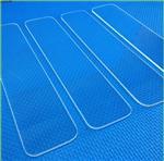 供应深圳钢化光学玻璃可定制镀膜
