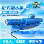 内蒙古供水QJW卧式潜水泵