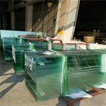 钢化玻璃面板加工厂 供应多种颜色钢化玻璃面板 精准磨边倒角