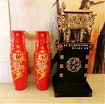 西安酒店开业摆件庆典大花瓶