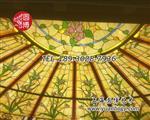 教堂彩色玻璃穹顶彩绘独家定制经久耐用源自欧洲工艺