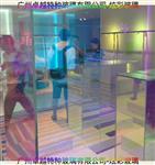 广州夹丝炫彩玻璃