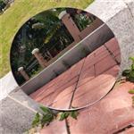 东莞亚克力镜片批发PMMA双面镜 半透镜 油漆镜 带胶镜