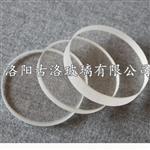 现货发售耐高温高透光紫外光学石英玻璃片磨砂玻璃圆片方片异形片