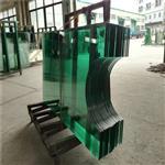 异形玻璃加工定制 按图切割各种形状异形钢化玻璃