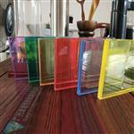 彩色个性夹胶玻璃