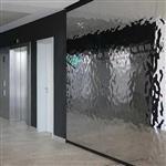 艺术装饰立体水晶热熔玻璃