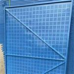 佛山工程建筑金属爬架网 冲孔爬架网 1*2米