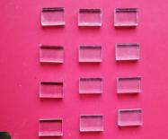 1.1mm浮法钠钙白玻A品玻璃原片