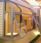 玻璃工程钢结构阳光房坚固