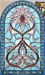 彩釉玻璃一家专业的手工艺术玻璃加工服务中心,生产的彩色玻璃品