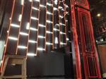 内蒙古 激光内雕发光玻璃网红店玻璃