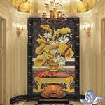 广州富景玻璃艺术雕刻玻璃供应厂家