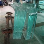 磨砂玻璃 浴室/淋浴房白玻,超白磨砂钢化玻璃  蒙砂玻璃定制