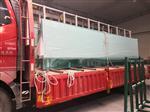 江西赣州19毫米15毫米汽车展厅钢化玻璃幕墙价格