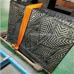 同民供应恒大专款艺术夹胶玻璃 工艺夹胶玻璃