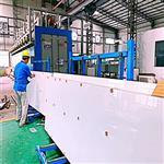 超白玻璃书写板 会议室投影书写优质钢化玻璃白板定制加工