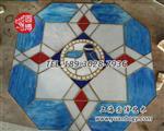 厂家提供精美教堂彩色镶嵌玻璃穹顶彩色玻璃花窗