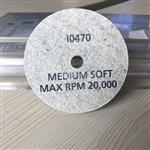 进口MPB不锈钢焊点抛光打磨片 75*3.0*10 玻璃打磨