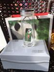 西安思宝玻璃杯双层水杯四五百的水杯专卖