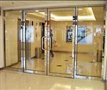 天津定做玻璃門,河西區安裝無框玻璃門