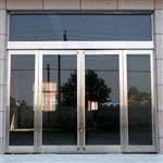 河东区玻璃门定做、天津玻璃隔断安装厂家