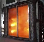 四川巴中钢质防火窗供应 5+12A+5中空防火窗