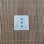 丝印加工86开关面板玻璃 CNC精雕面板玻璃 工厂直销