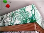 数码瓷釉打印玻璃 高温打印玻璃 各色图案定做 厂家直销