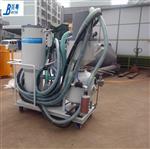 环保移动开放式新款喷砂机 电控气控湿式喷砂机品牌