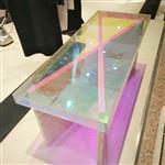 炫彩玻璃艺术玻璃幻彩玻璃