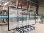 河南驻马店开封12毫米超大夹胶钢化玻璃