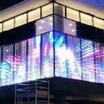 LED透明屏特种玻璃建筑玻璃