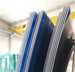 郑州做五米弯钢玻璃的厂家地址