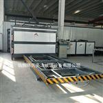 夹胶玻璃机械生产线