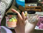 包郵出口品質玻璃瓶密封儲物罐燕窩罐頭瓶蜂蜜瓶果醬瓶醬菜瓶定制