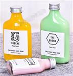 小酒瓶-饮料瓶 防劲酒饮料瓶,创意饮料瓶果汁玻璃瓶