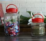 供應5斤玻璃壇子 10斤酒壇子 儲物灌醬菜灌 密封罐 泡菜罐