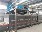 洛阳港信GX-P2436-T通过段玻璃钢化炉
