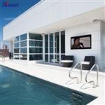 上海旷世KUSET游泳池镜面电视