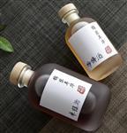 杨梅酒玻璃瓶  杨梅汁玻璃瓶 艳梅酒瓶