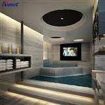 上海旷世KUSET浴场镜面电视