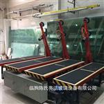 天津玻璃上片台 气浮掰片一体机
