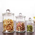 透明玻璃茶叶罐