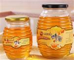 玻璃螺旋蜂蜜玻璃瓶