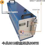 氢氧焰加工石英玻璃管-605TH氢氧机