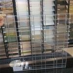 广州同民车刻玻璃厂家 电雕玻璃 车刻格子玻璃 车刻条纹玻璃