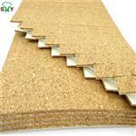 PVC泡棉软木垫片  工厂直销 软木垫玻璃垫片