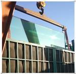 沙河厂家浮法玻璃原片透明玻璃厂家直销4mm5mm浮法玻璃