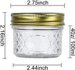 50ml梅森玻璃罐